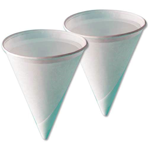 Quality Cleaning Supply Cone Water Cups